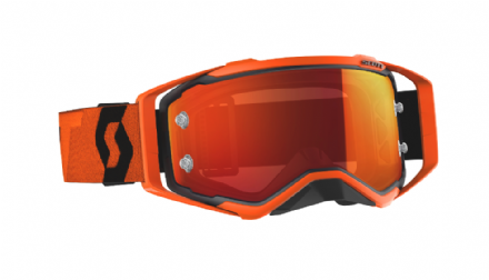 Scott Prospect Black Orange